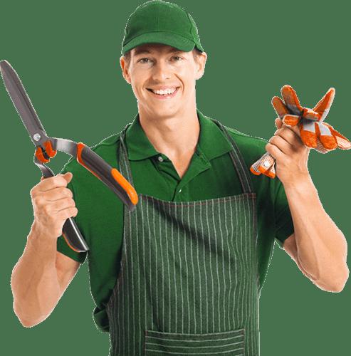 herramientas de jardinero